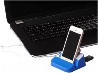 13425401f Hub USB/podstawka na telefon 3w1