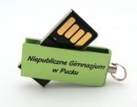 Pamięć USB Micro-Twist EU Pamięć USB Micro-Twist EU