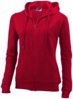 31225250 Rozpinany sweter damski z kapturem Utah