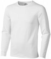 33013014f Męski T-shirt Curve z długim rękawem XL Male