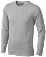 33013905f Męski T-shirt Curve z długim rękawem XXL Male