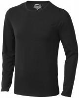 33013995f Męski T-shirt Curve z długim rękawem XXL Male