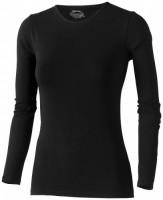 33014991f Damski T-shirt Curve z długim rękawem S Female