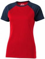 33018255f T-shirt damski Backspin XXL Female