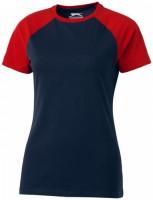 33018493f T-shirt damski Backspin L Female