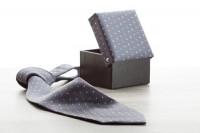 AP1230c krawat w prezentowym pudełku