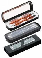 C PD Z12 2el Zestaw COSMO długopis oraz pióro w metalowym etui