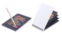 AP741819c Magiczny notatnik z długopisem