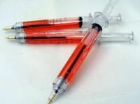 34297p-08 długopis STRZYKAWKA