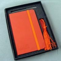 818-076 zestaw notes, zakładka i długopis EKOSKÓRA 818-076 zestaw notes, zakładka i długopis EKOSKÓRA