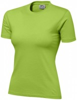 33S23721f Damski T-shirt Ace z krótkim rękawem S Female