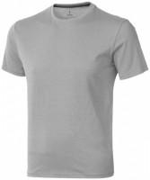 38011960f Męski t-shirt Nanaimo z krótkim rękawem XS Male