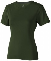 38012702f Damski t-shirt Nanaimo z krótkim rękawem M Female