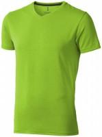 38016680f Męski T-shirt ekologiczny Kawartha z krótkim rękawem XS Male