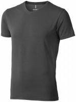 38016950f Męski T-shirt ekologiczny Kawartha z krótkim rękawem XS Male
