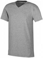 38016961f Męski T-shirt ekologiczny Kawartha z krótkim rękawem S Male