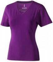 38017384f Damski T-shirt ekologiczny Kawartha z krótkim rękawem XL Female