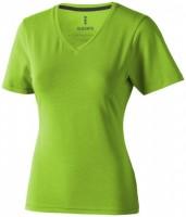 38017682f Damski T-shirt ekologiczny Kawartha z krótkim rękawem M Female