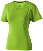 38017683f Damski T-shirt ekologiczny Kawartha z krótkim rękawem L Female