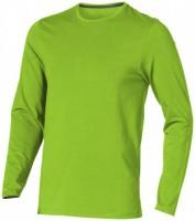 38018680f Męski T-shirt ekologiczny Ponoka z długim rękawem XS Male