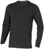 38018953f Męski T-shirt ekologiczny Ponoka z długim rękawem L Male