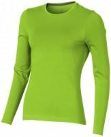 38019684f Damski T-shirt ekologiczny Ponoka z długim rękawem XL Female