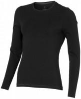 38019992f Damski T-shirt ekologiczny Ponoka z długim rękawem M Female