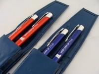 C OD Z2 2el Zestaw Cosmo długopis, ołówek w etui z ekoskóry