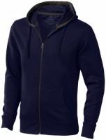 38211494f Rozpinana bluza z kapturem Arora XL Male