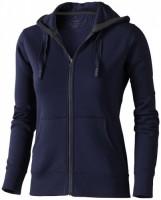 38212490f Rozpinana bluza damska z kapturem Arora XS Female