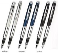 SIGMA Z2 Zestaw SIGMA  pióro i długopis w etui z ekoskóry Lux