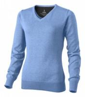38218401 Damski pulower Spruce z dekoltem w serek