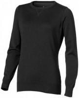 38222991f Damski pulower z półokrągłym dekoltem Fernie S Female