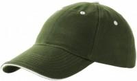 38656700f 6-panelowa czapka typu sandwich Brent Unisex