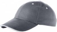 38656920f 6-panelowa czapka typu sandwich Brent Unisex