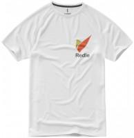 39010013f Męski T-shirt Niagara z krótkim rękawem z tkaniny Cool Fit odprowadzającej wilgoć L Male