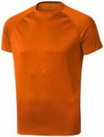 39010332f Męski T-shirt Niagara z krótkim rękawem z tkaniny Cool Fit odprowadzającej wilgoć M Male