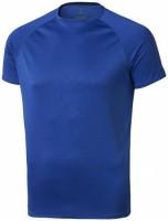 39010445f Męski T-shirt Niagara z krótkim rękawem z tkaniny Cool Fit odprowadzającej wilgoć XXL Male