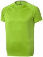 39010683f Męski T-shirt Niagara z krótkim rękawem z tkaniny Cool Fit odprowadzającej wilgoć L Male