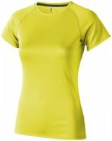 39011142f Damski T-shirt Niagara z krótkim rękawem z tkaniny Cool Fit odprowadzającej wilgoć M Female