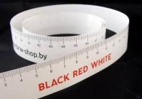 miarka papierowa 1m - 2 kolory Miarki papierowe 1m - 2 kolory