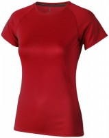 39011253f Damski T-shirt Niagara z krótkim rękawem z tkaniny Cool Fit odprowadzającej wilgoć L Female