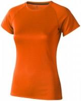 39011330f Damski T-shirt Niagara z krótkim rękawem z tkaniny Cool Fit odprowadzającej wilgoć XS Female