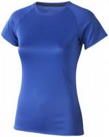 39011440f Damski T-shirt Niagara z krótkim rękawem z tkaniny Cool Fit odprowadzającej wilgoć XS Female