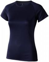 39011491f Damski T-shirt Niagara z krótkim rękawem z tkaniny Cool Fit odprowadzającej wilgoć S Female