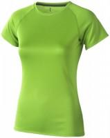 39011681f Damski T-shirt Niagara z krótkim rękawem z tkaniny Cool Fit odprowadzającej wilgoć S Female