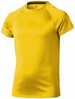 39012103f Dziecięcy T-shirt Niagara z krótkim rękawem z tkaniny Cool Fit odprowadzającej wilgoć 128 Kids