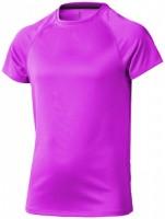 39012201f Dziecięcy T-shirt Niagara z krótkim rękawem z tkaniny Cool Fit odprowadzającej wilgoć 104 Kids