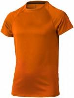 39012332f Dziecięcy T-shirt Niagara z krótkim rękawem z tkaniny Cool Fit odprowadzającej wilgoć 116 Kids