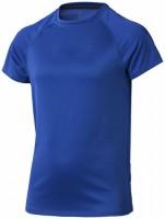 39012443f Dziecięcy T-shirt Niagara z krótkim rękawem z tkaniny Cool Fit odprowadzającej wilgoć 128 Kids